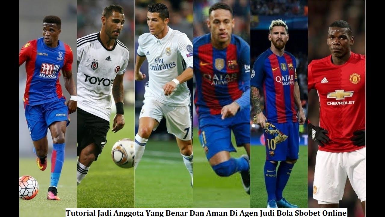 Tutorial Jadi Anggota Yang Benar Dan Aman Di Agen Judi Bola Sbobet Online