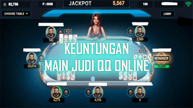Profit Pasti Main Judi Domino QQ Online Terbaru