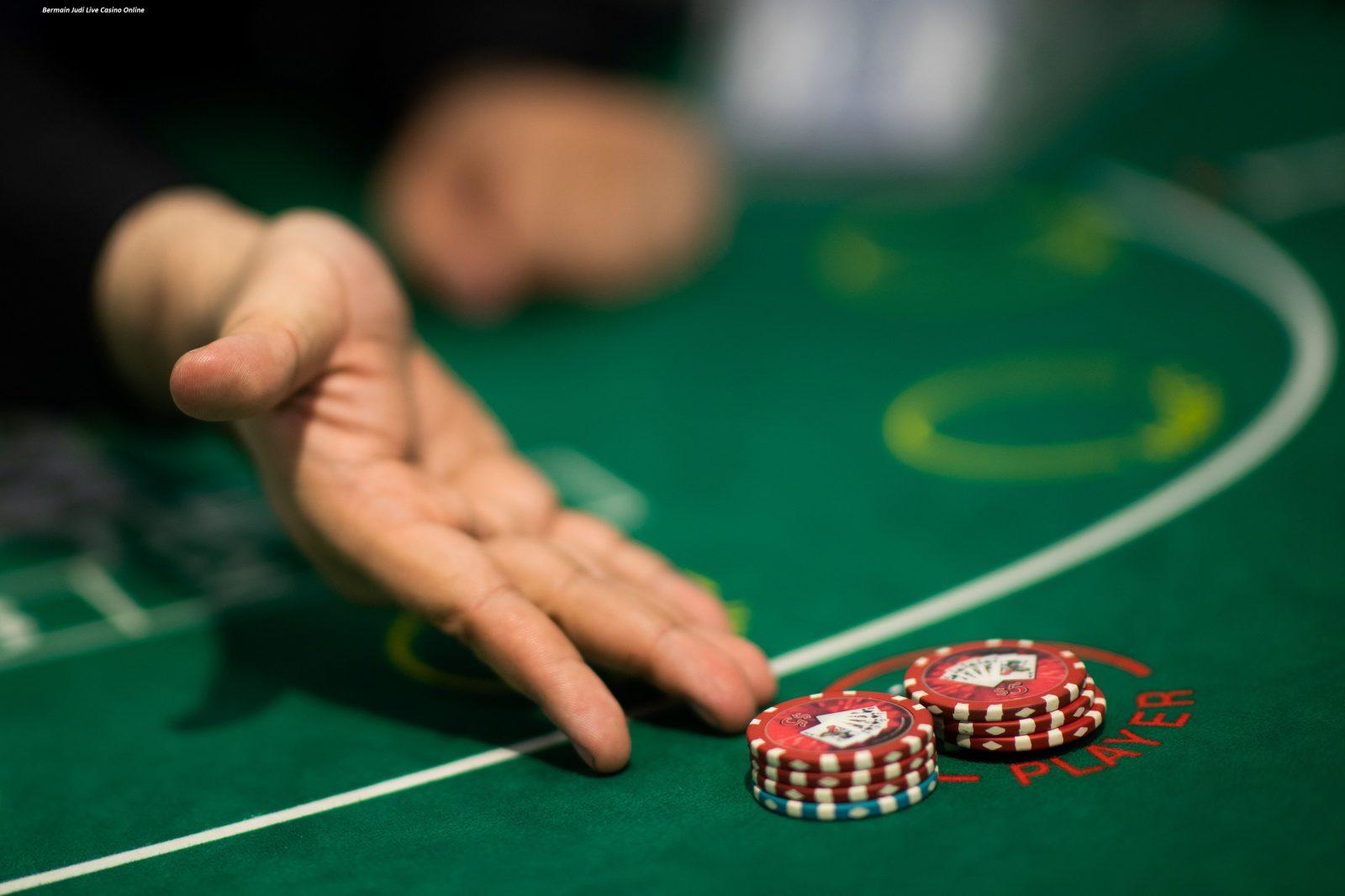 Bermain Judi Live Casino Online